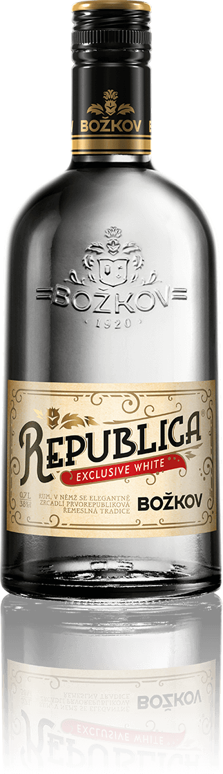 Božkov Republica Exclusive White