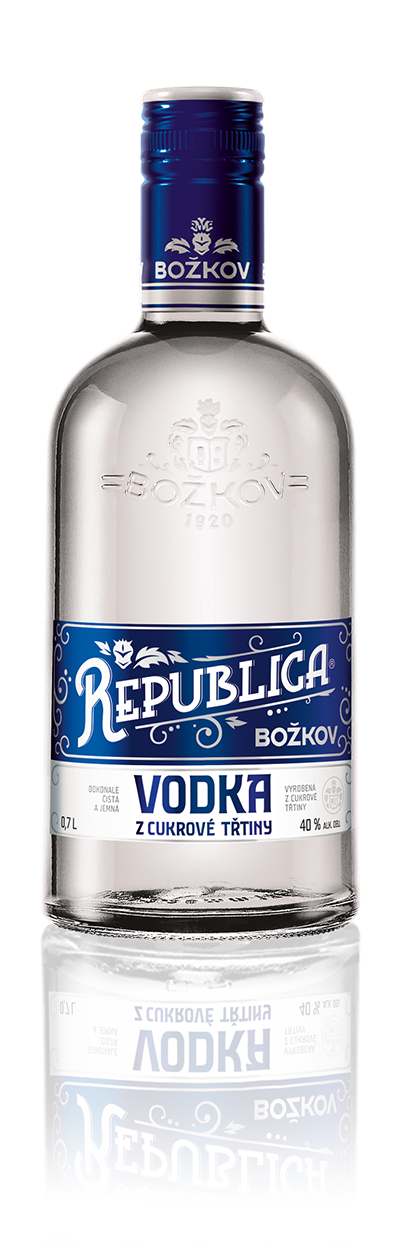 Božkov Republica Vodka
